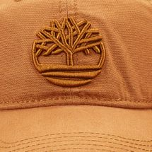 Timberland® Cotton Canvas Embroidered Baseball Cap - Yellow, 1058979
