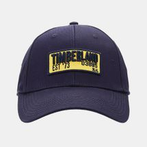 Timberland Cotton Twill Embroidered Patch Cap