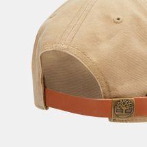 Timberland Men's Canvas Baseball Cap - Brown, 1545239