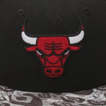 New Era Tribal Vize Chicago Bulls Cap - Black, 181701