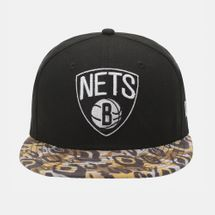 New Era Tribal Vize Brooklyn Nets Cap Black