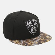 New Era Tribal Vize Brooklyn Nets Cap - Black, 181675