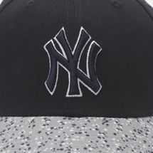 New Era Speckle Peak NY Yankee Cap - Blue, 181745
