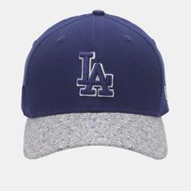 New Era Speckle Peak LA Dodgers Cap Blue