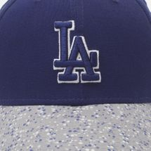 New Era Speckle Peak LA Dodgers Cap - Blue, 181737