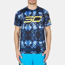 Under Armour SC30 Logo Basketball T-Shirt