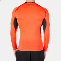 Under Armour HeatGear® Long Sleeve Compression T-Shirt, 172412