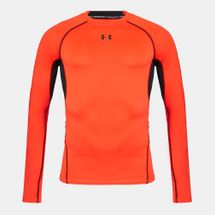 Under Armour HeatGear® Long Sleeve Compression T-Shirt, 172414