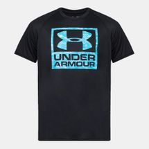 Under Armour Tech™ Boxed Logo T-Shirt, 171914