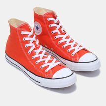 Converse Seasonal Chuck Taylor All Star Shoe - Orange, 159013