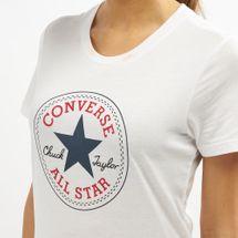 Converse Women's Core Chuck Taylor T-Shirt, 1482755
