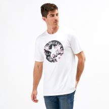 Converse Palm Print Chuck Patch T-Shirt