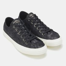 Converse Chuck Taylor All Star Metallic Low Top Shoe, 1372118