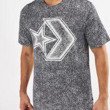 Converse Distressed Star Chevron T-Shirt, 1390632
