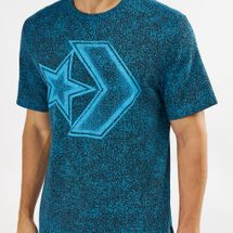 Converse Distressed Star Chevron T-Shirt, 1390636