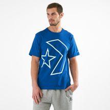 Converse Men's Tilted Star Chevron T-Shirt