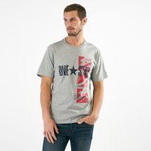 Converse Men's One Star Photo T-Shirt