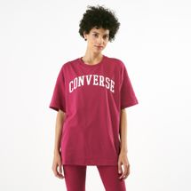 Converse Women's Icon Remix Boxy T-Shirt