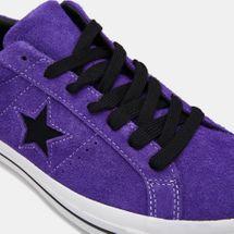Converse One Star Dark Star Vintage Suede Low Top Shoe, 1682252