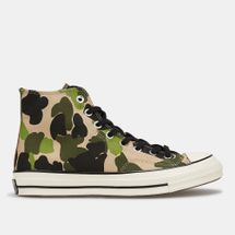 Converse Chuck 70 Archive Print High-Top Shoe