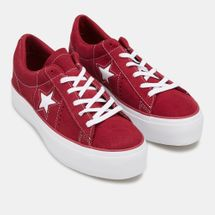 Converse Women's One Star Platform Oxford Shoe, 1682274