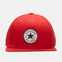 Converse Chuck Patch Snapback Cap - Red, 1493617