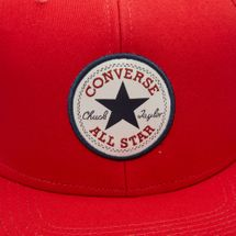 Converse Chuck Patch Snapback Cap - Red, 1493619