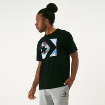 Converse Men's Star Chevron Camo Box T-Shirt