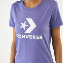 Converse Women's Star Chevron Core T-Shirt, 1601291