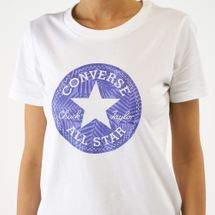 Converse Women's Chuck Taylor Palm Patch T-Shirt, 1601312