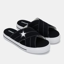 Converse Women's One Star Slip Sandals