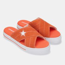 Converse Women's One Star Slip Sandal