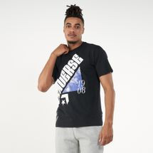 Converse Men's Diagonal Collage T-Shirt