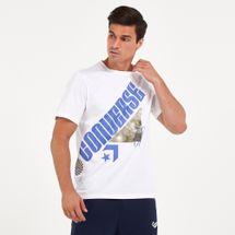Converse Men's Diagonal Collage T-Shirt