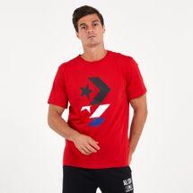 Converse Men's Repeated Star Chevron T-Shirt