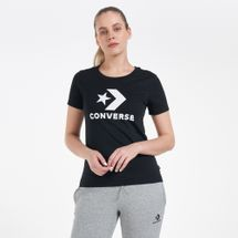 Converse Women's Star Chevron T-Shirt