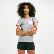 Coverse Women's All Star Vintage T-Shirt