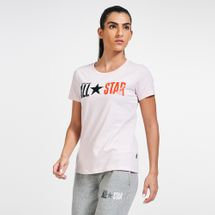 Converse Women's All Star Vintage T-Shirt