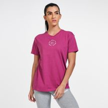Converse Women's Life's Short Circle T-Shirt