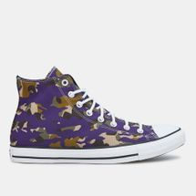 Converse Chuck Taylor All Star Allover Camo Hi Shoe