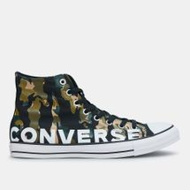 Converse Chuck Taylor All Star Camo Hi Shoe
