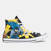 Converse X Batman Chuck Taylor All Star High-Top Shoe