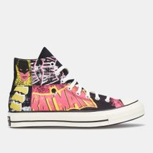 Converse X Batman Chuck Taylor All Star High Top Shoe