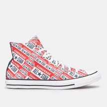 Converse Chuck Taylor All Star Logo Play Shoe