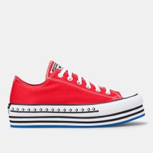 Converse Women's Chuck Taylor All Star Archival Lift Shoe
