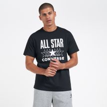 Converse Men's All Star Logo T-Shirt