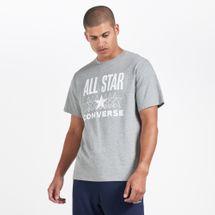 Converse Men's All Star Logo T-Shirt