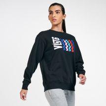 Converse Women's VLTG Crew Sweatshirt
