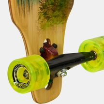 Sector 9 Mini Lookout Complete Assorted Longboard - Yellow, 569061
