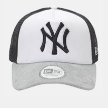 New Era Team Truck NY Yankees Cap - White, 182138